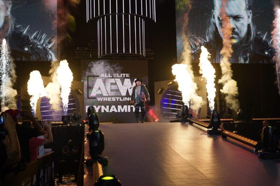 WWE AEW NXT AEW Dynamite Ratings Viewership Wednesday Night Wars Overnight
