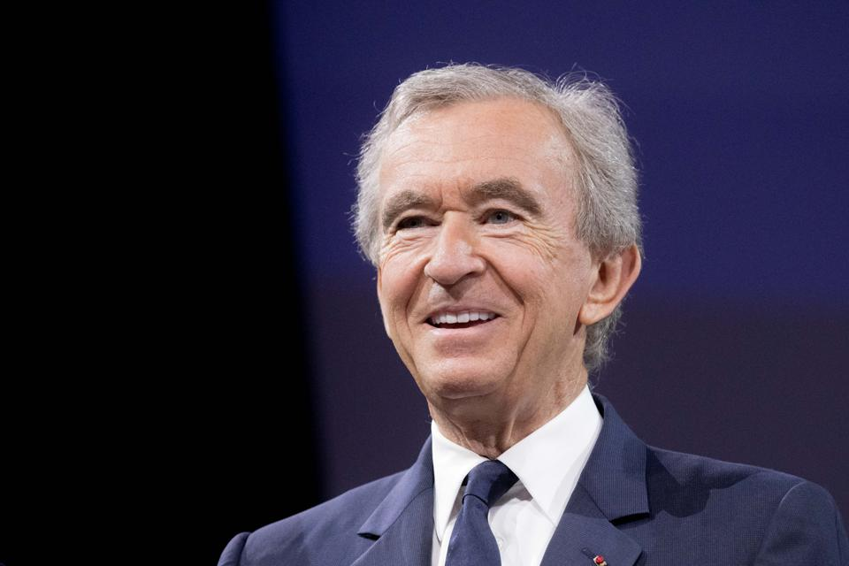 Bernard Arnault's Net Worth Surges By $5.1 Billion After LVMH Sales Jump 17%