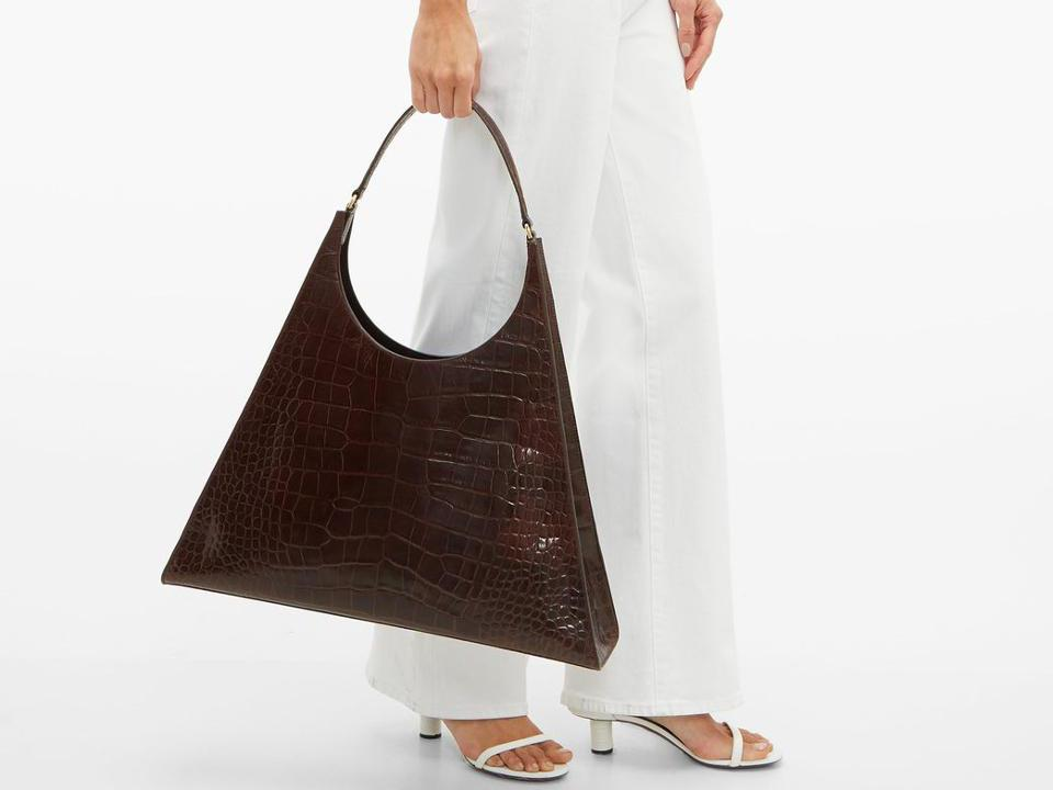 The Most Stylish Leather Tote Bags To Carry Your Day