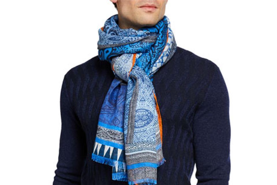 best men's scarves