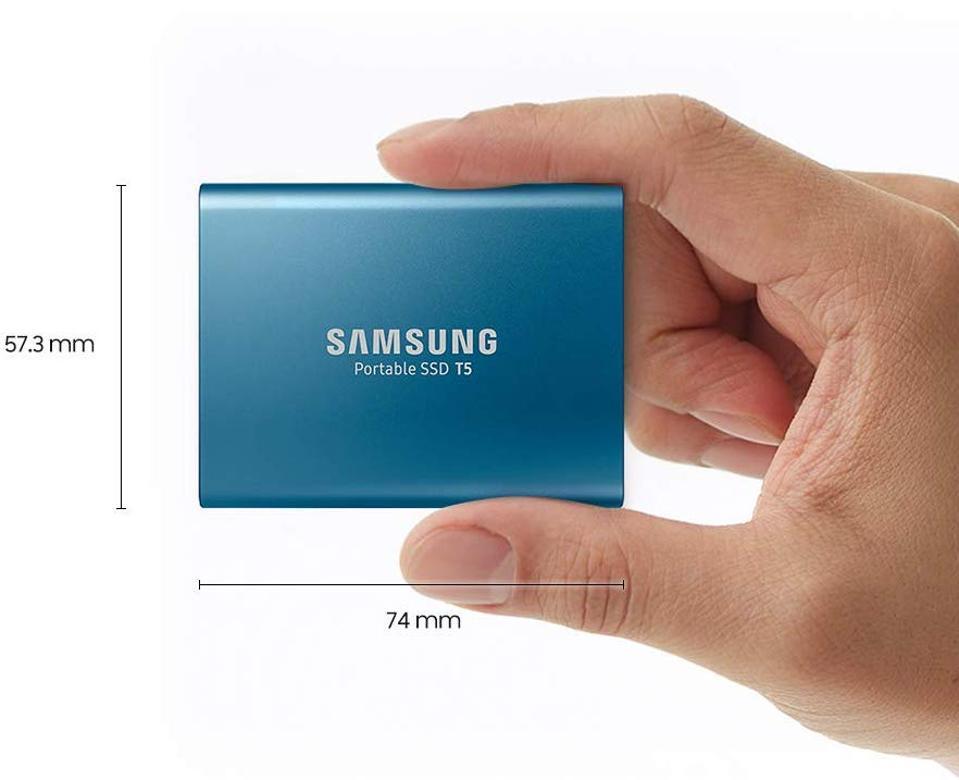 Samsung T5 SSD Blue 500GB