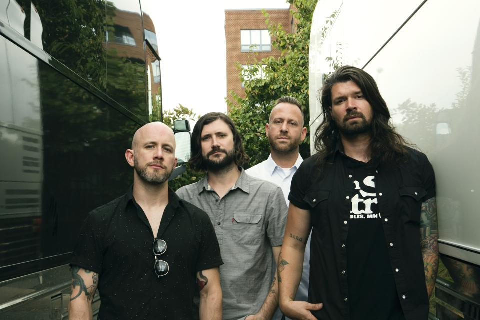 Taking Back Sunday.