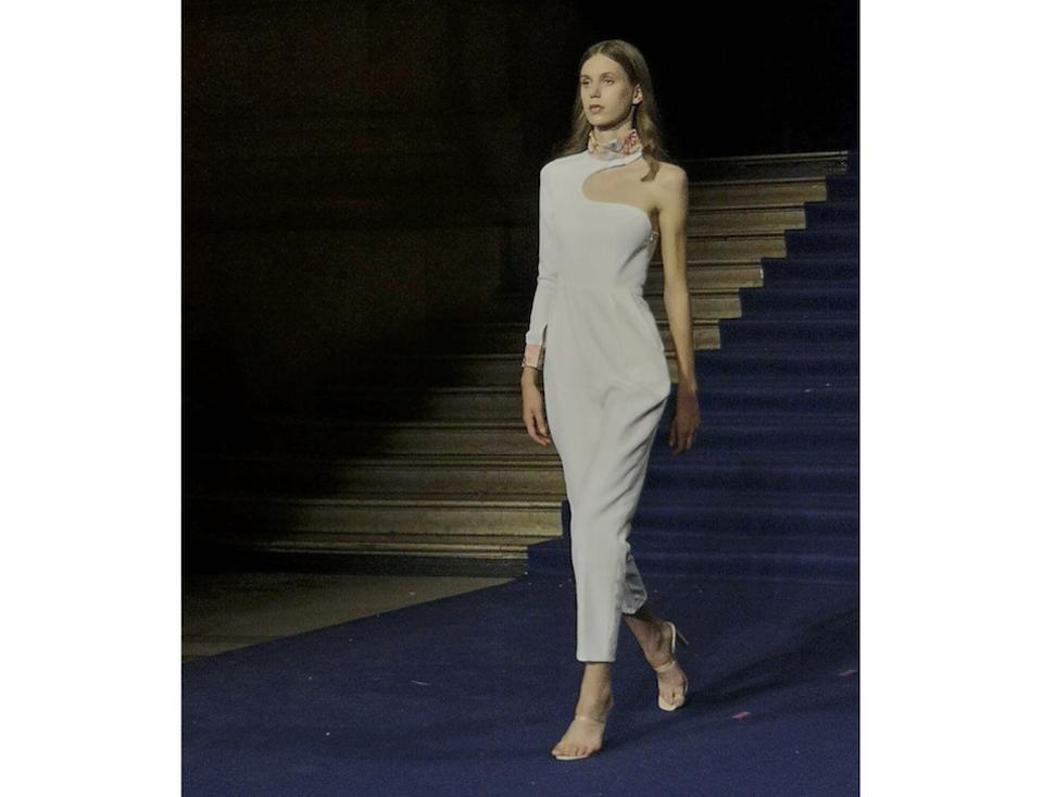 Simple elegance from Paris designer Sarah Kosinski