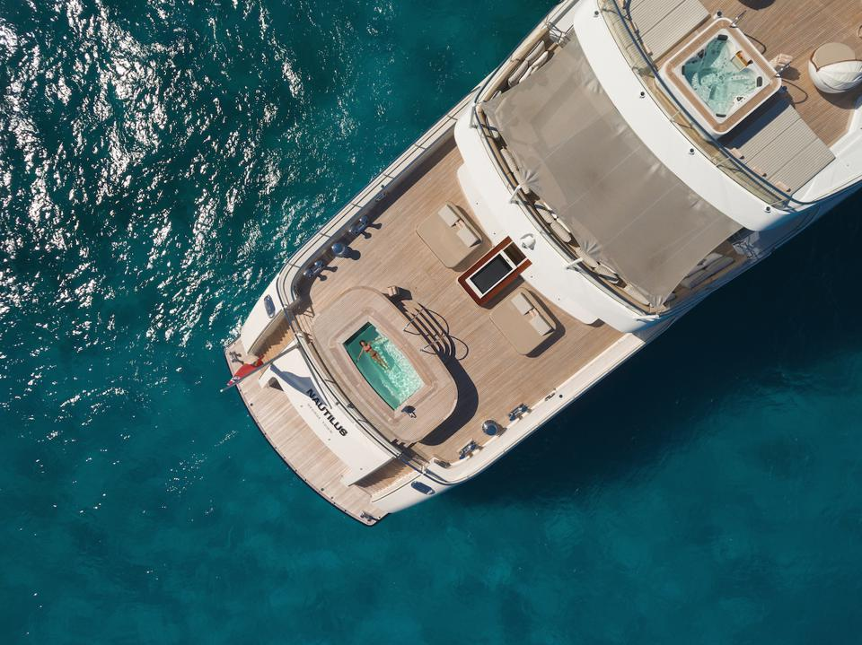There is no greater luxury than ″Superyacht Luxury.″
