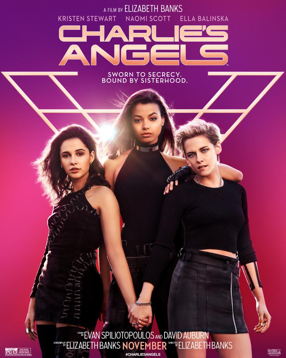 'Charlie's Angels' poster