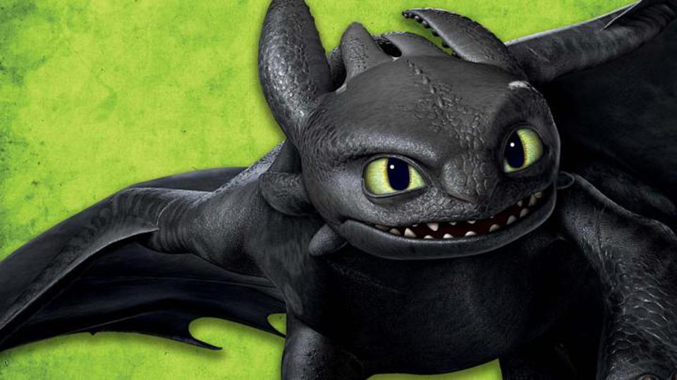 How to Train Your Dragon character
