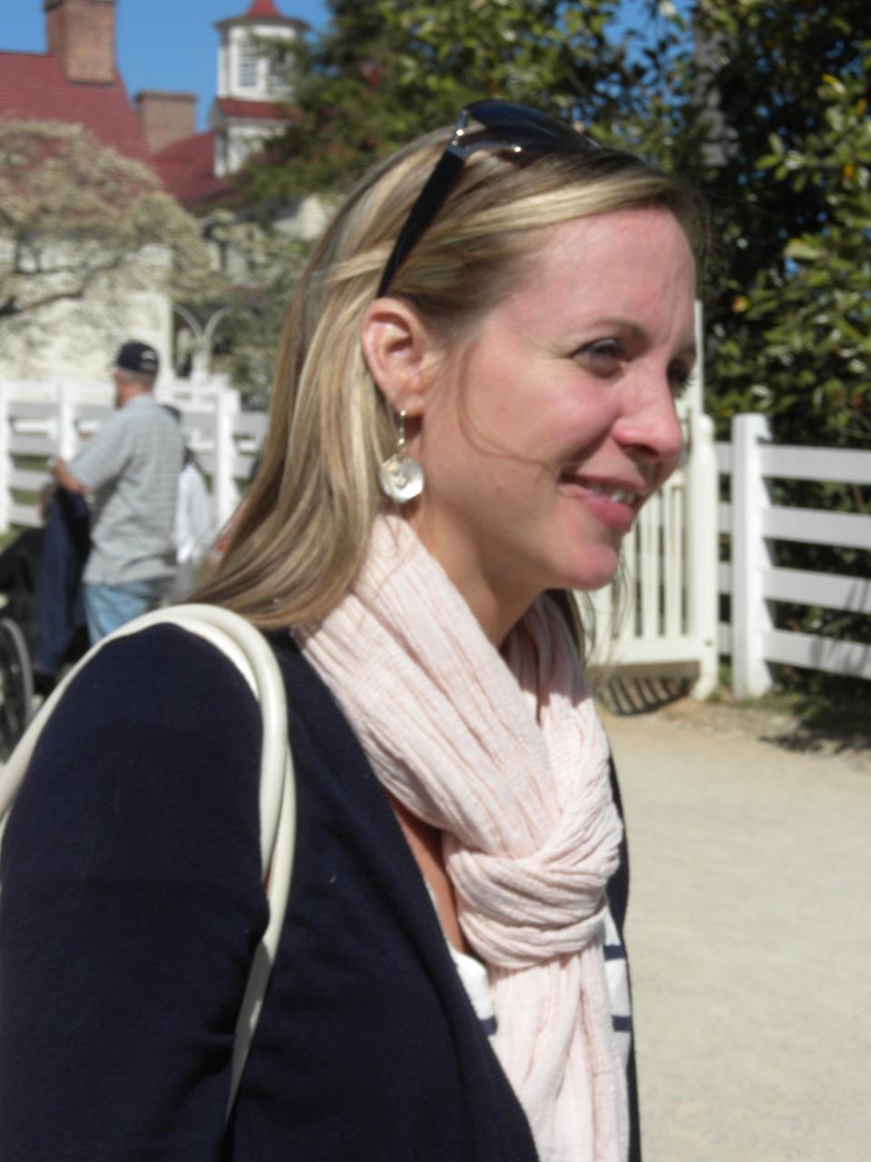Kristin Haffert, Mine The Gap cofounder