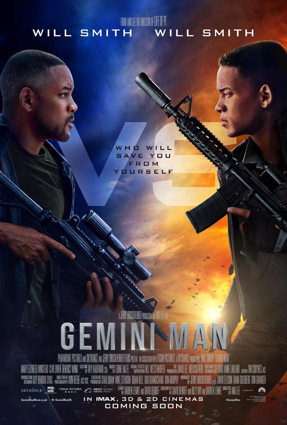 Will Smith stars in Paramount's ″Gemini Man″