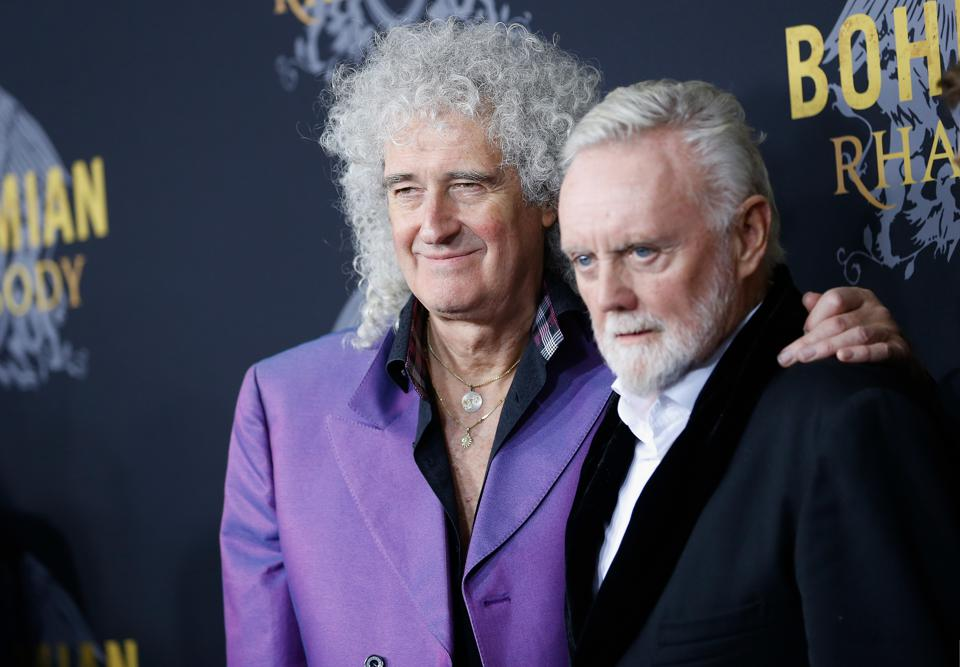 Queen's 'Bohemian Rhapsody' Makes Streaming History