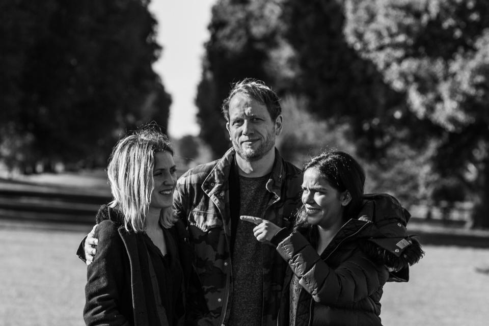 Tatiana Mercer, Dash Lilley and Meeta Gournay, the founders of Three Spirit