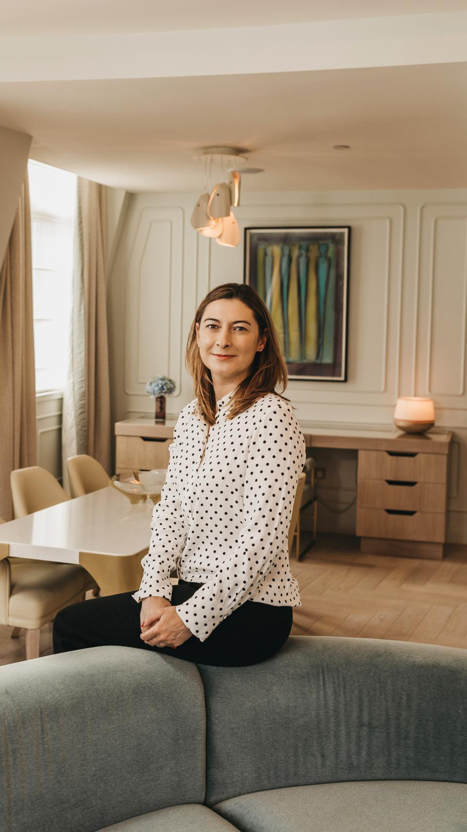 Janine Marshall, General Manager at One Aldwych