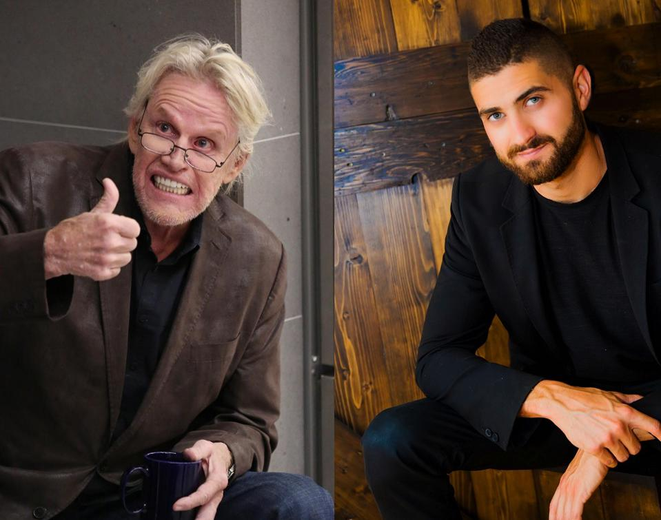 Gary Busey and Emmy winning producer Jesse Murphy, on new musical 'Only Human'