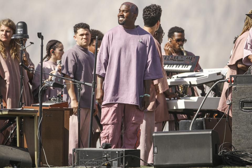 Kanye West Says New Album 'Jesus Is King' May Drop Oct. 25