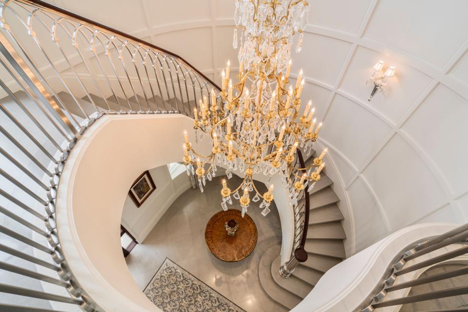 Florida spiral staircase