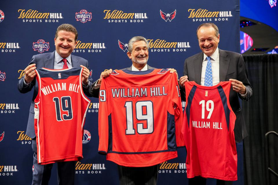 William Hill And Monumental Sports & Entertainment Form Innovative Partnership And Launch New Era Of Sports Betting