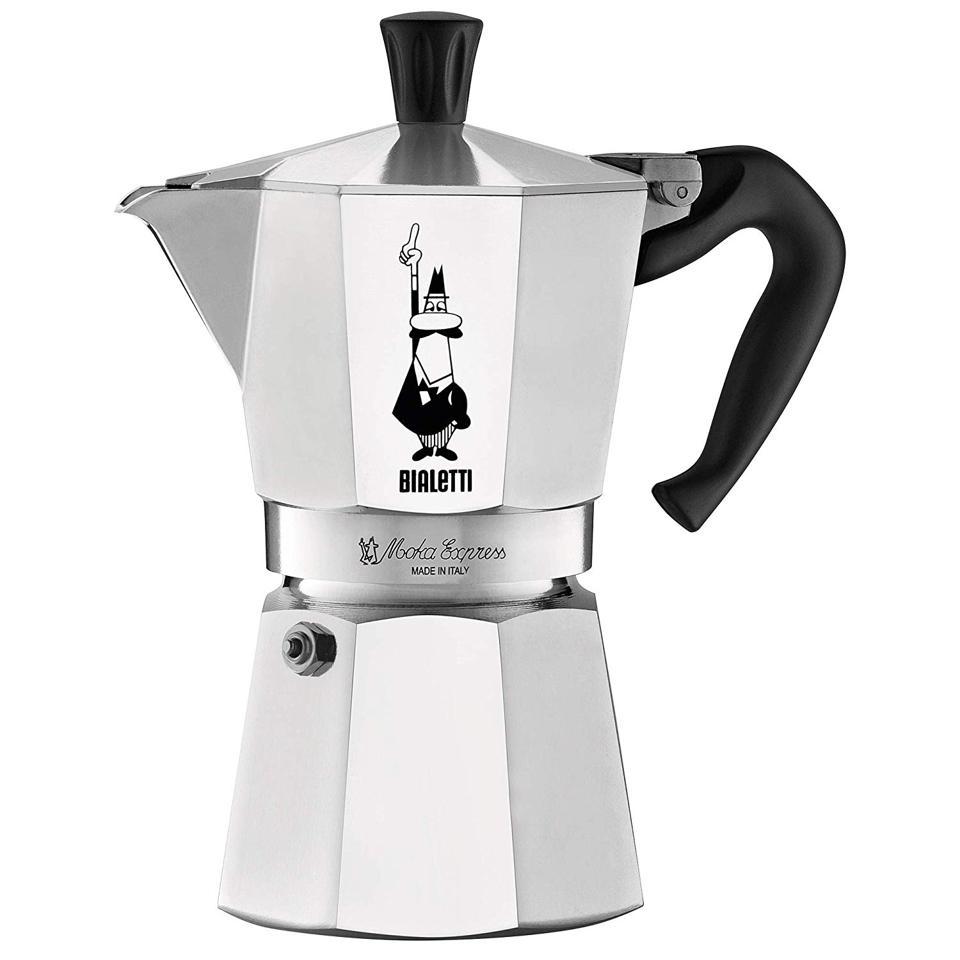 Bialetti Moka stove top coffee maker