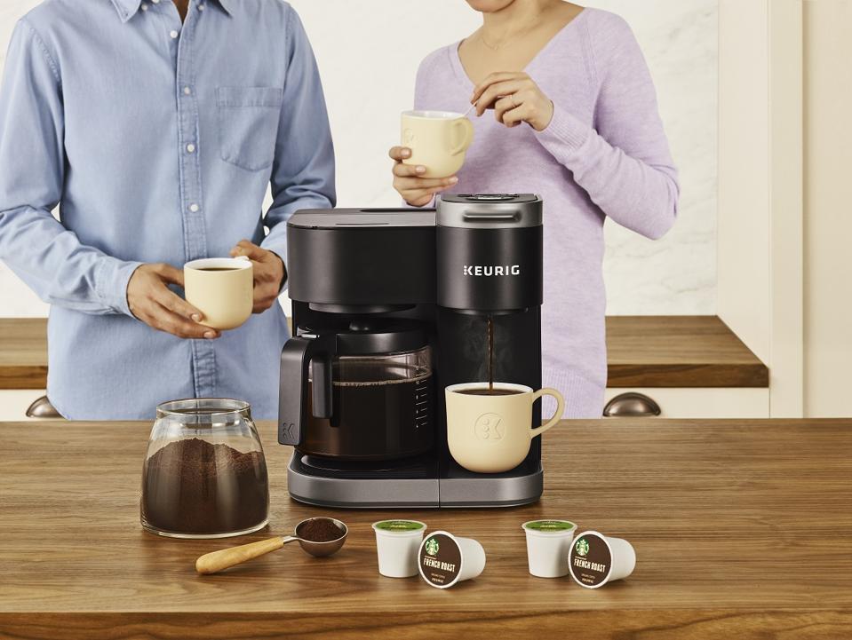 Coffee Maker Review: Keurig K-Duo vs. Keurig K-Duo Plus