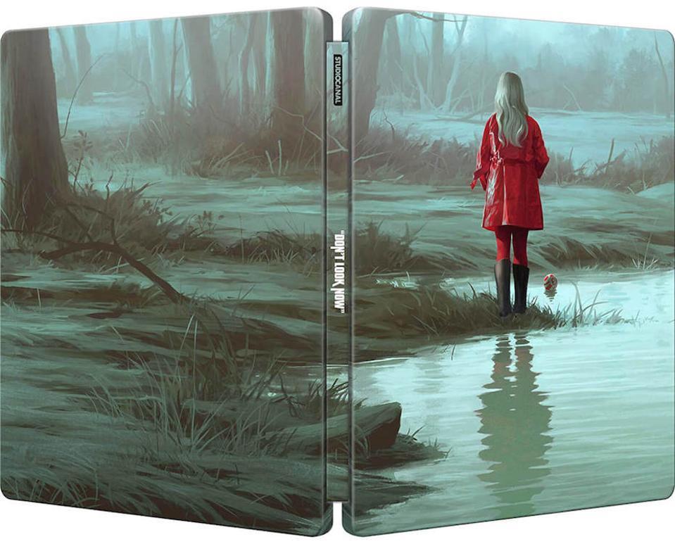 Don't Look Now 4K Blu-ray Steelbook.