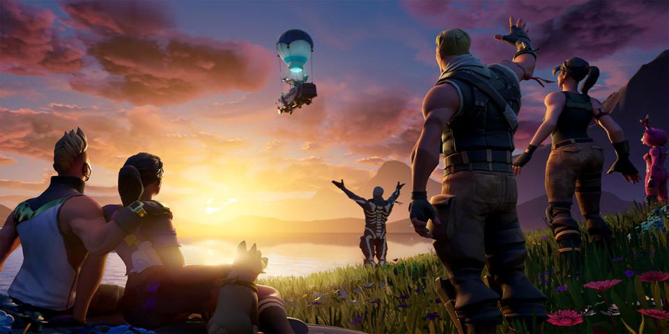 'Fortnite' Servers Are Still Down, And Might Stay Down For A Shockingly Long Time