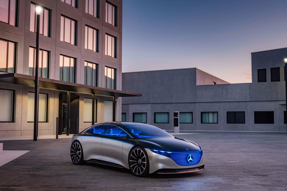 How Mercedes-Benz Sets The Bar For Style And Innovation