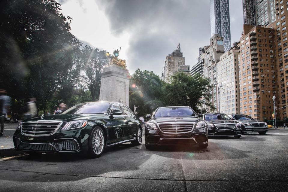 Mercedes-Benz S-Class Exterior