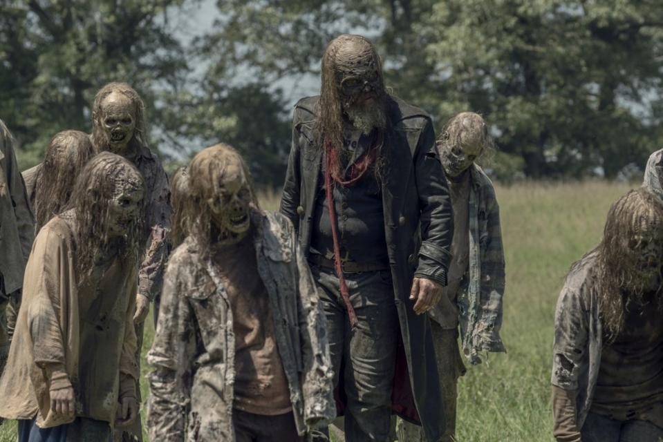 Walking Dead Episode Guide