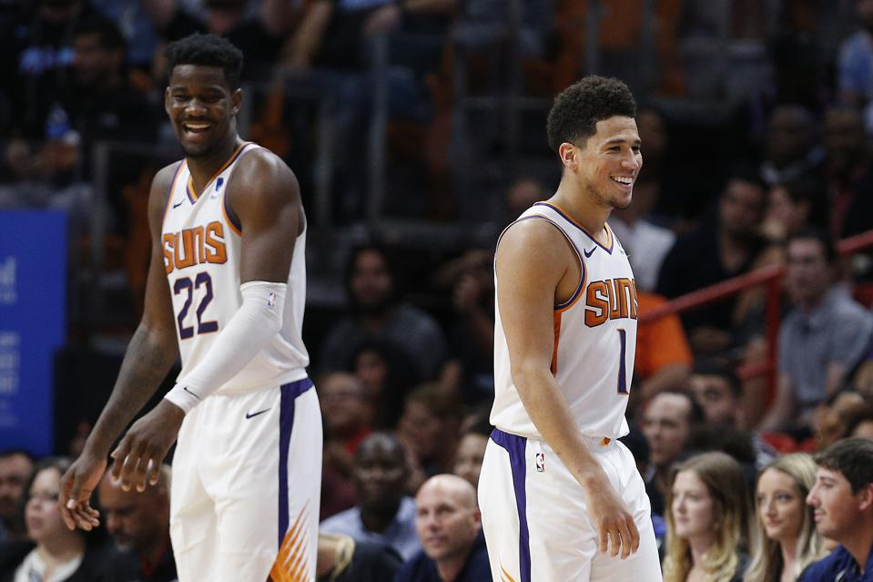 Phoenix Suns Season Preview: Can Devin Booker And Deandre Ayton Put It Together Ahead Of Schedule?