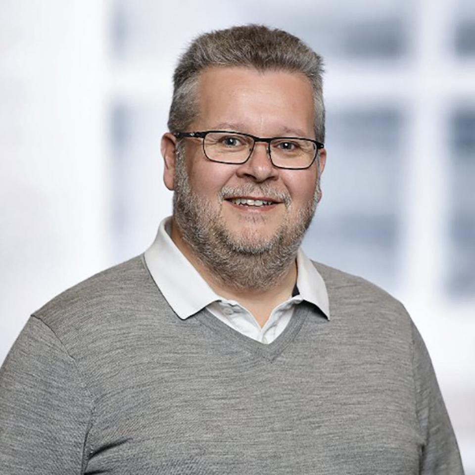 Brendan Tierney of Technological University Dublin.