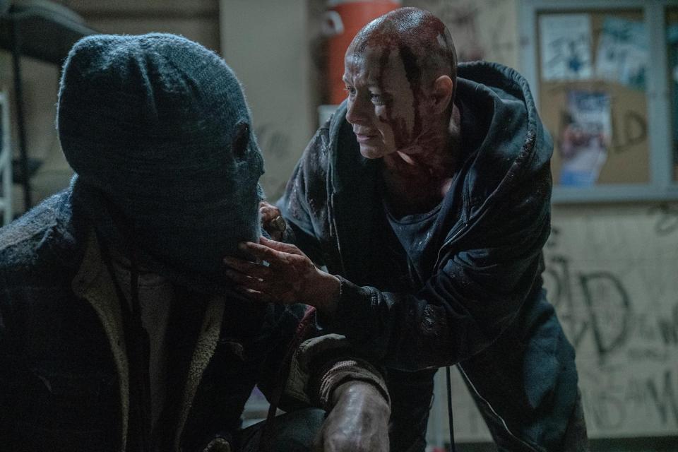 'The Walking Dead' Offers New Clues Into Beta's True Identity
