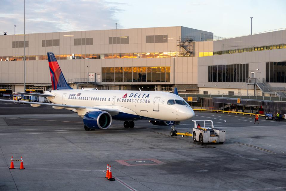 Delta Gets It Right With The A220: Onboard The Brand New Jet In First Class