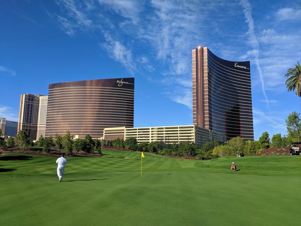 Wynn GC: A New Headliner On The Las Vegas Strip