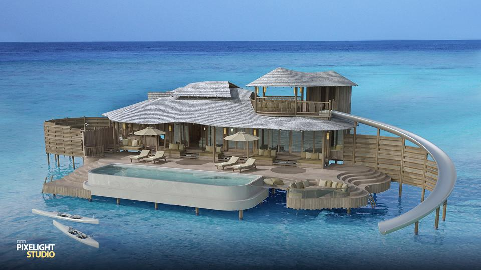 In The Maldives Luxury Eco Resort Operator Soneva Plans To