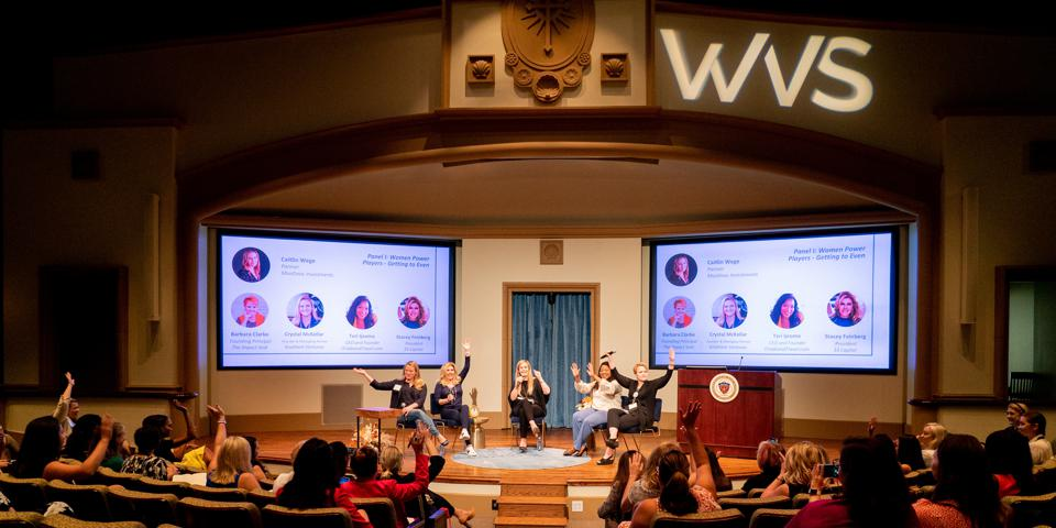 Audience at 2019 Women's Venture Summit