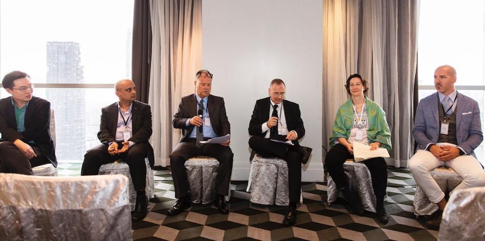 Enapter/Hydrogen/Bangkok Conference. October 2019