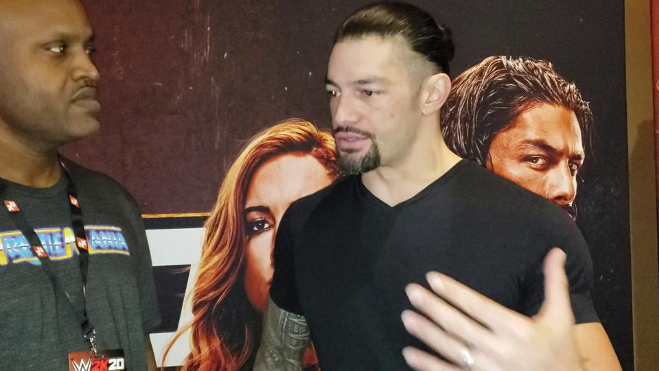 Roman Reigns, Becky Lynch Advise Fans On How To Handle The WWE Storylines They Dislike