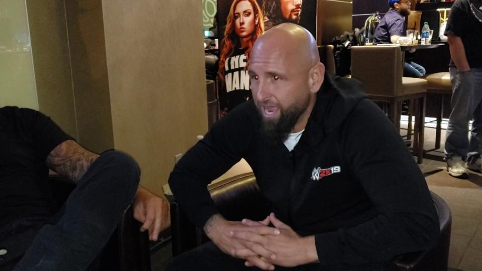 Karl Anderson talks WWE storylines.