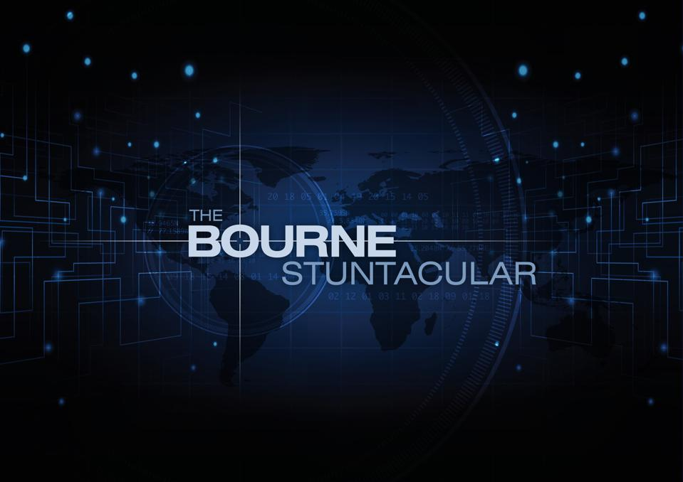 The Bourne Stuntacular is set to premiere at Universal Orlando in Ssring 2020