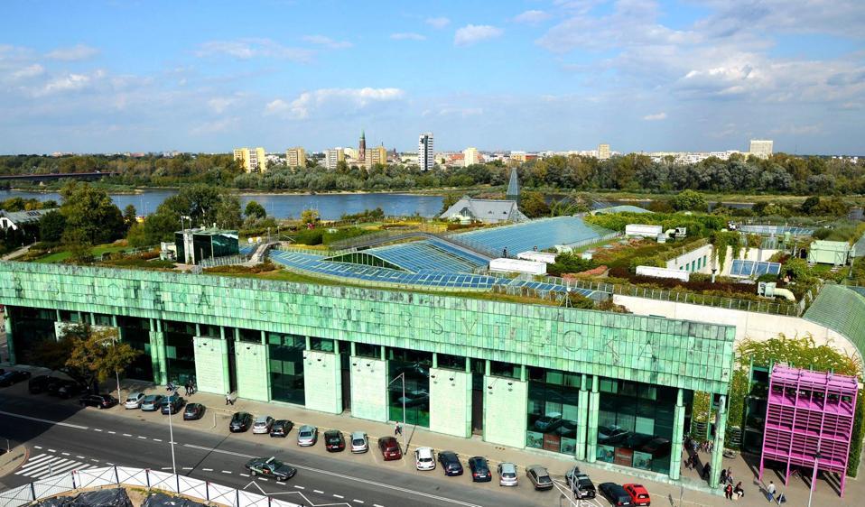 Biblioteka Uniwersytecka w Warszawie - Warsaw university library