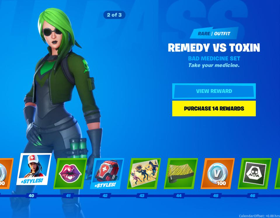 Here Are All The New Skins In The Fortnite Chapter 2