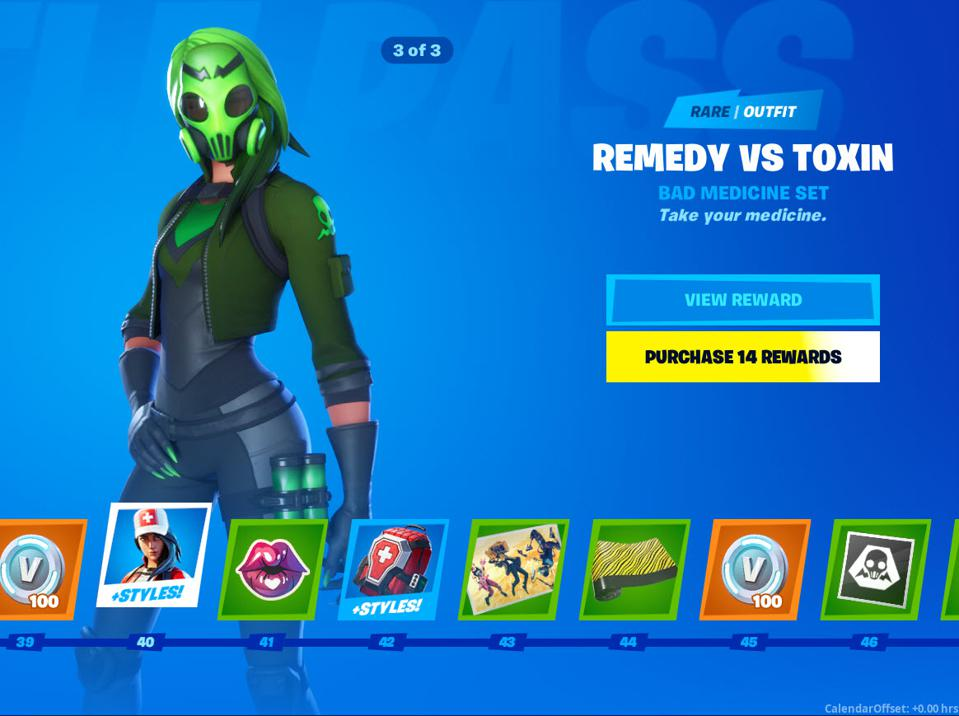 Here Are All The New Skins In The 'Fortnite: Chapter 2 ...