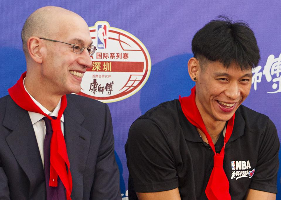 Open Letter To Adam Silver: Take On The Chinese