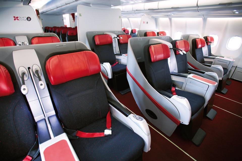 Cheap AirAsia tickets. Air Asia Malaysia business class