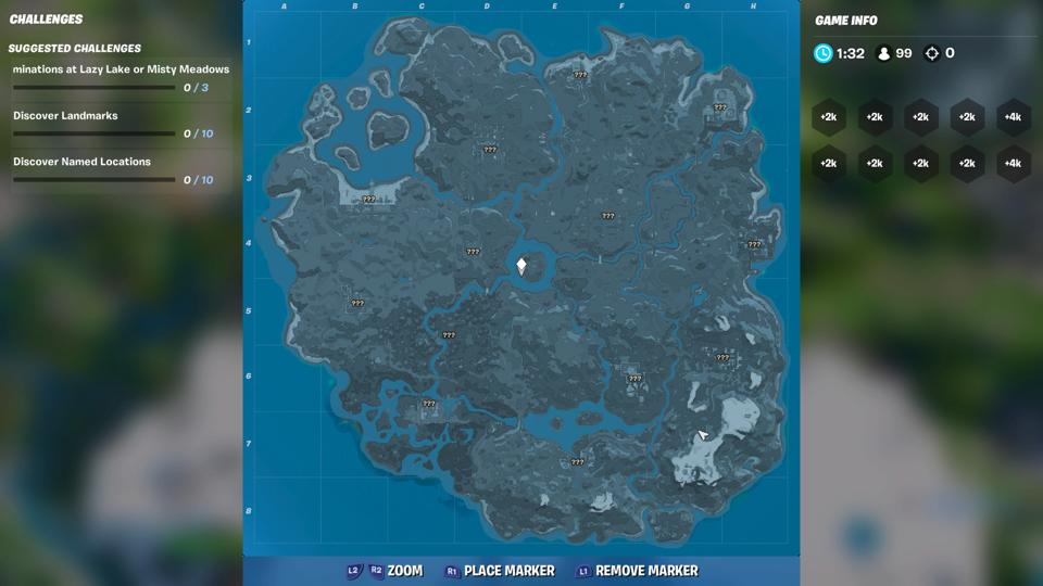 The Brand New Fortnite Map Has A Crazy Cool Twist