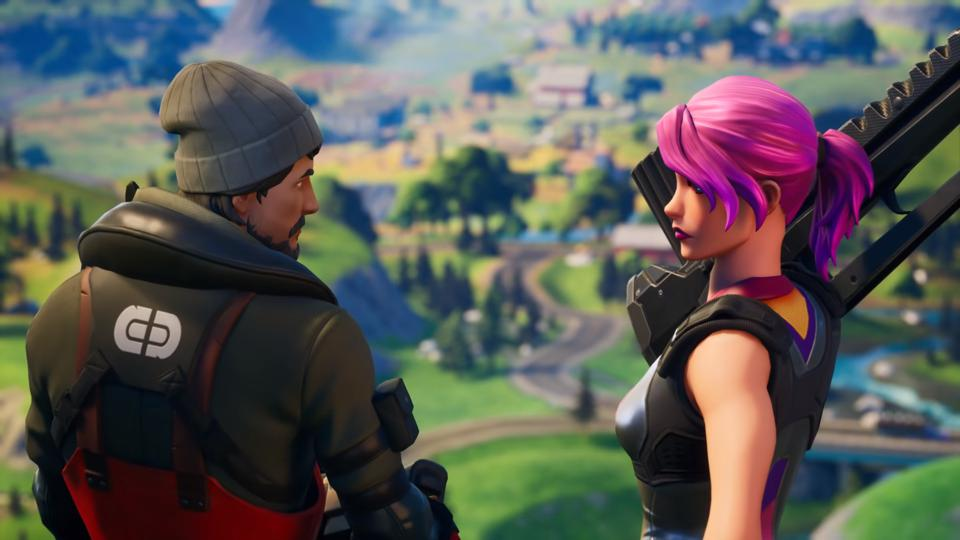 Watch The New Fortnite Chapter 2 Launch Trailer Right Here