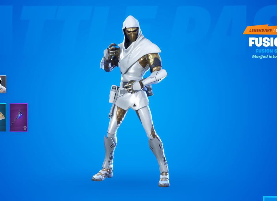 Fortnite Chapter 2 The Tier 100 Battle Pass Skin Comes