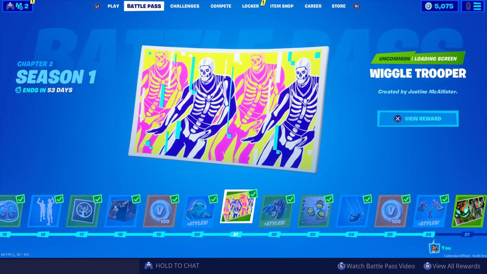 Here S Everything In The Fortnite Chapter 2 Season 1