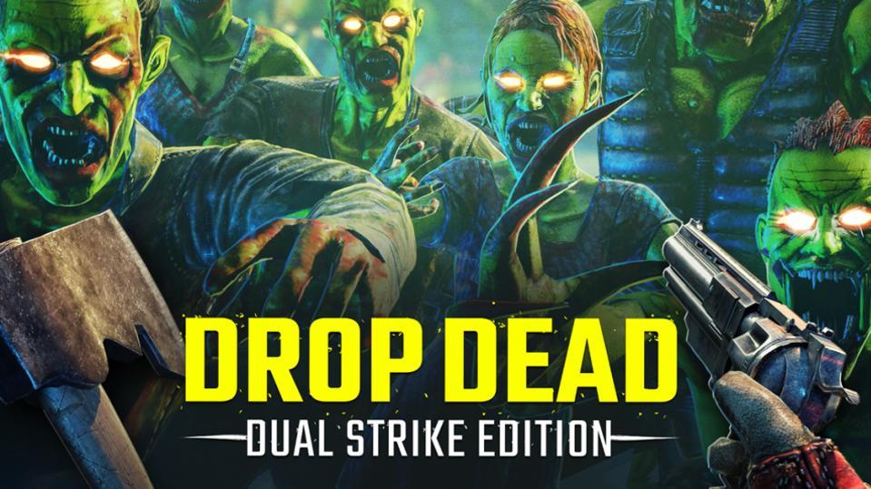 Drop Dead zombie game
