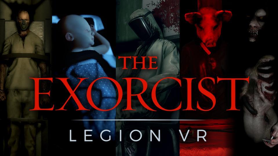 Exorcist legion