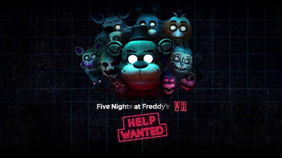Five nights at freddies poster