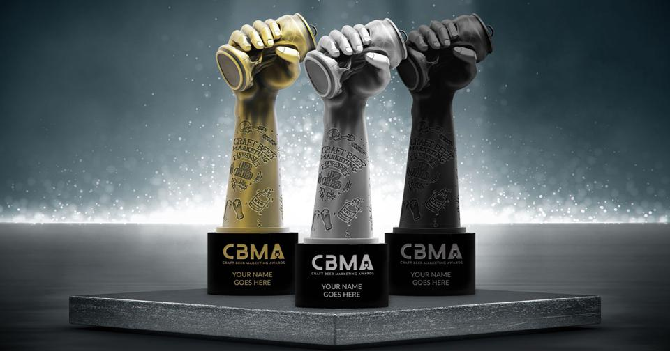 Winners of the Craft Beer Marketing Awards program will be presented with a trophy dubbed ″Crushie.″